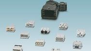Baukastensystem: Im Produktprogramm Heavycon complete stehen vielfältige Module für Signal-, Daten- und Leistungsübertragung zur Verfügung.