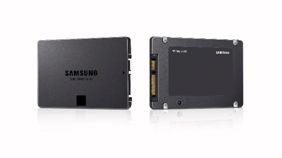 SSD-Laufwerk mit bis zu 4 Terabyte und QLC-Speicherchips.