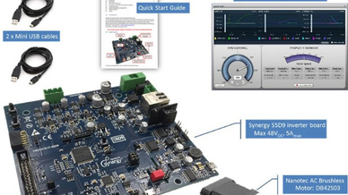 Renesas S5 Synergy Inverter Kit
