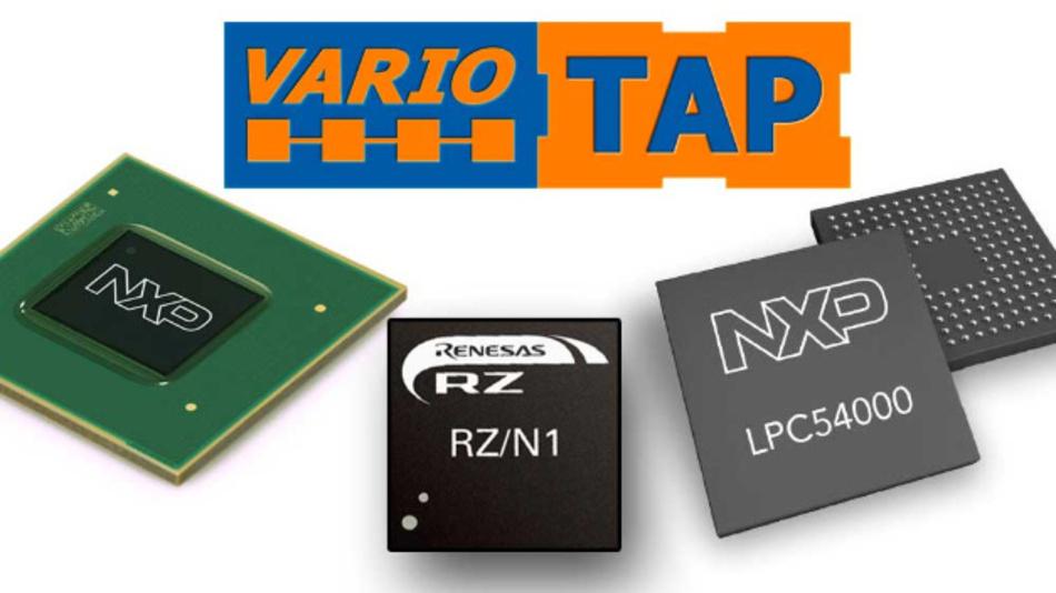 Göpel erweiterte seine Vario-Tap-Bibliothek für Boundary-Scan-Tests um MCUs und Prozessoren von NXP und Renesas.