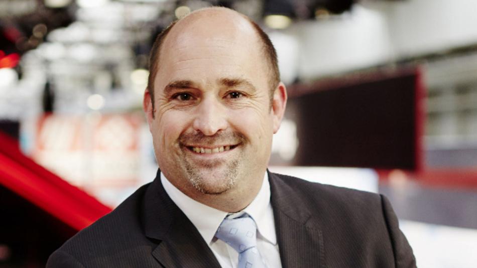 Neu als Geschäftsführer bei den Friedhelm-Loh-Group-Mitgliedern Eplan und Cideon: Sebastian Seitz.