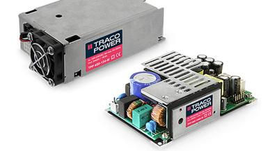 AC/DC-Netzteile aus der TPP-450-Serie