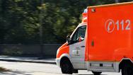 Krankenwagen im Einsatz (Symbolbild)