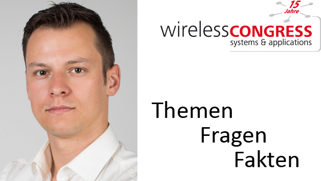 Dr. Andreas Noack leitet beim Wireless Congress 2018 das Tutorial »Li-Fi«