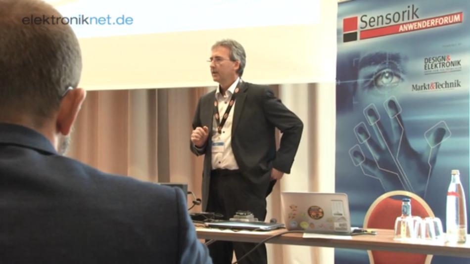 Beim Anwenderforum Sensorik fanden praxisorientierte Vorträge zur Sensorik in Automotive- und Industrieanwendungen statt.