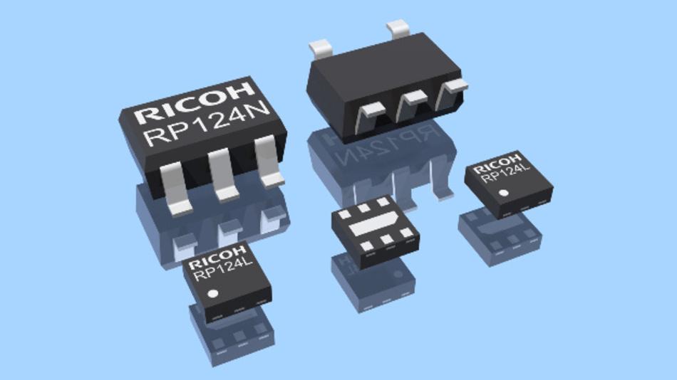 Der LDO-Regler ist im SOT-23-5-Standard- oder DFN1212-6-Kompaktgehäuse erhältlich.