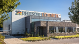 Bürogebäude und Produktionsstätte der Deutsche Lichtmiete Unternehmensgruppe in Oldenburg