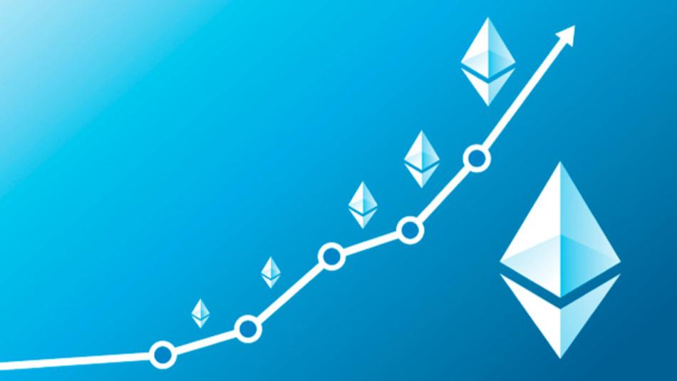 Ethereum ist, neben Bitcoin, eine der bekanntesten Kryptowährungen.