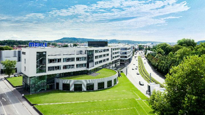 Die Konzernzentrale von Mahle in Stuttgart.
