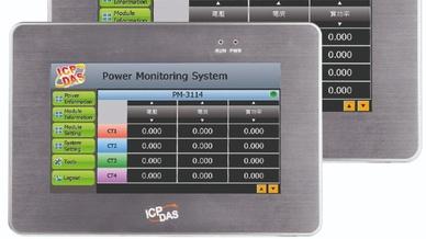 Eine einfache Steuerung und Überwachung des Energieverbrauchs in Echtzeit ermöglicht ICPDAS mit seinem intelligenten Power Management System der PMD-Serie.