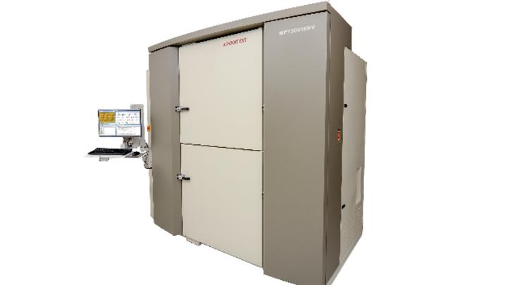 Advantest hat das Halbleitertestsystem MPT3000 für die Fertigungslinie modular erweitert. Tests an SSD-Speichern mit PCIe-4.0 sind nun möglich.