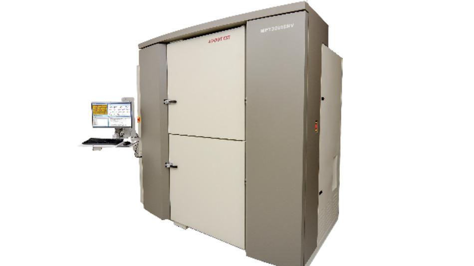Halbleitertestsystem MPT3000 für die Fertigungslinie für PCIe-4.0 SSD-Speicher.