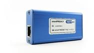 Für Vibrations-, Schwingungs- und akustische Emissionsanalysen in der Prozess- und Maschinenüberwachung sowie der Predictive Maintenance ausgelegt ist das Sensorsystem smartPREDICT von Indtact (Vertrieb: PK Components). Es besteht aus Sensoren, Kompo