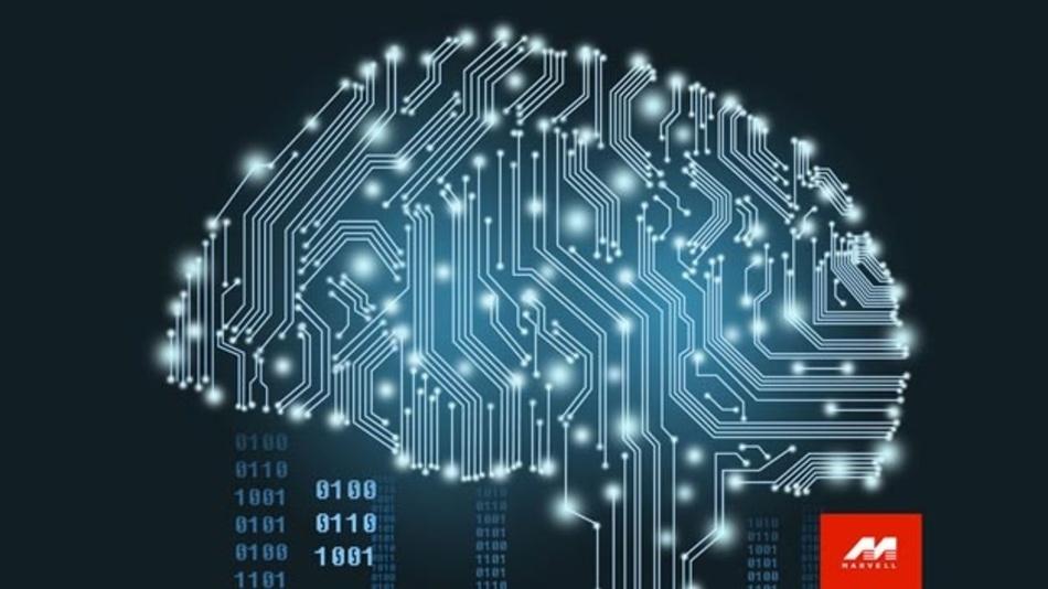 Mit der Integration von Deep-Learning-Beschleunigung in den SSD-Controller will Marvell Big-Data-Analysen schon im Speichergerät durchführen.
