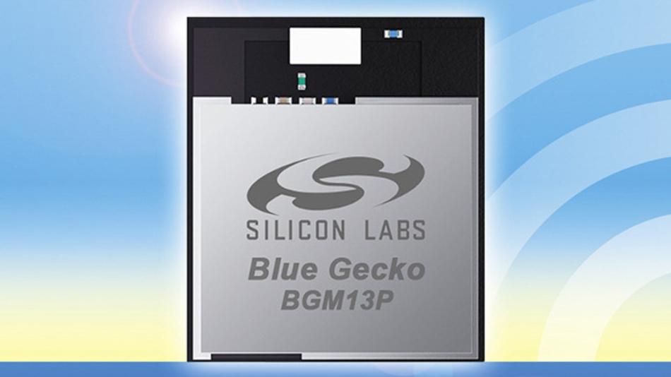 Zertifiziertes Funkmodul für Bluetooth 5 und Bluetooth Mesh