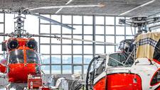 Licht leasen statt kaufen Mit Licht-Contracting zum optimal ausgeleuchteten Hangar