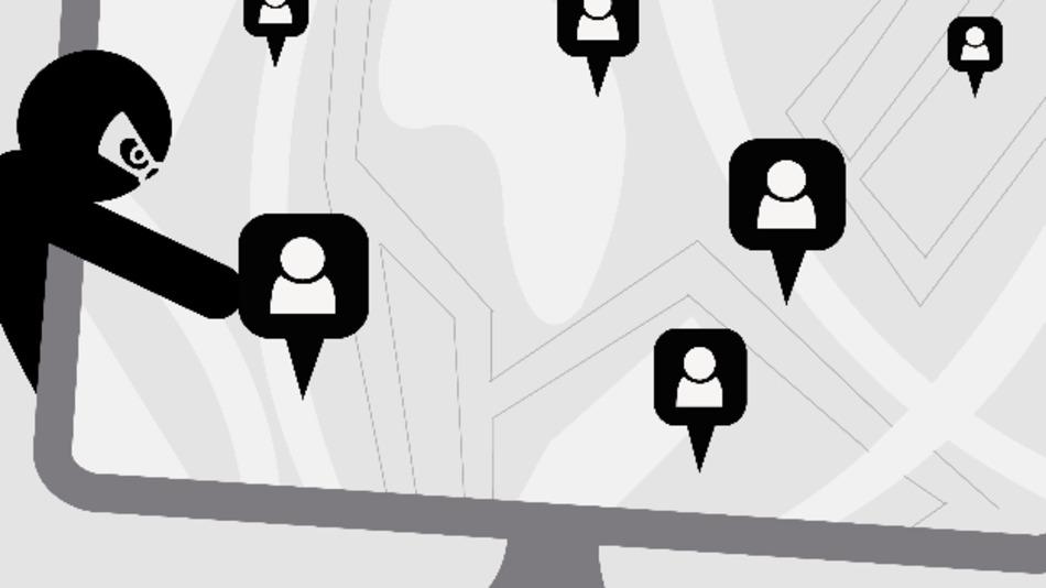 Sicherheitslücken in Tracking Apps erlauben vielfach das Erstellen von Bewegungsprofilen.