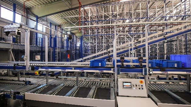 Panasonic Industry Europe erweitert das European Distribution Center in Pfaffenhofen