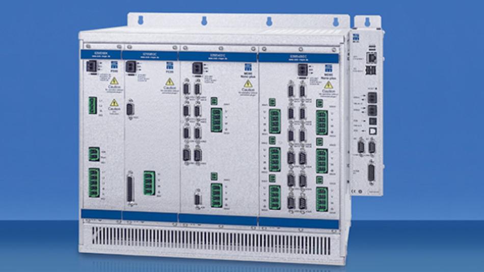 Die neue CNC-Steuerungsgeneration CNC 95.00 von Sieb & Meyer.