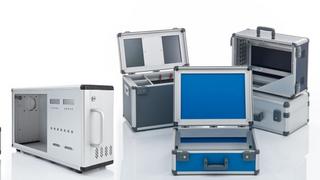 Alu-Gehäuse für mobile Elektronik und Technik