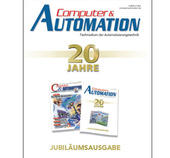 Wir feiern 20 Jahre Computer&Automation