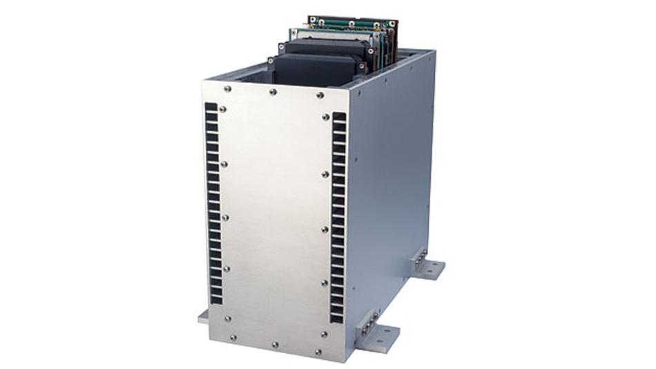 Das Air Transport Rack (ATR) ist ein standardisierter Formfaktor für Rechnersysteme in der Luft- und Raumfahrt.