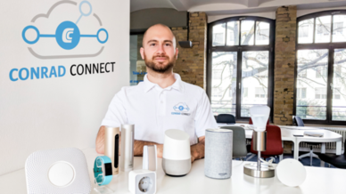 Conrad Connect launcht zum Start der IFA 2018 den Service Marketplace.
