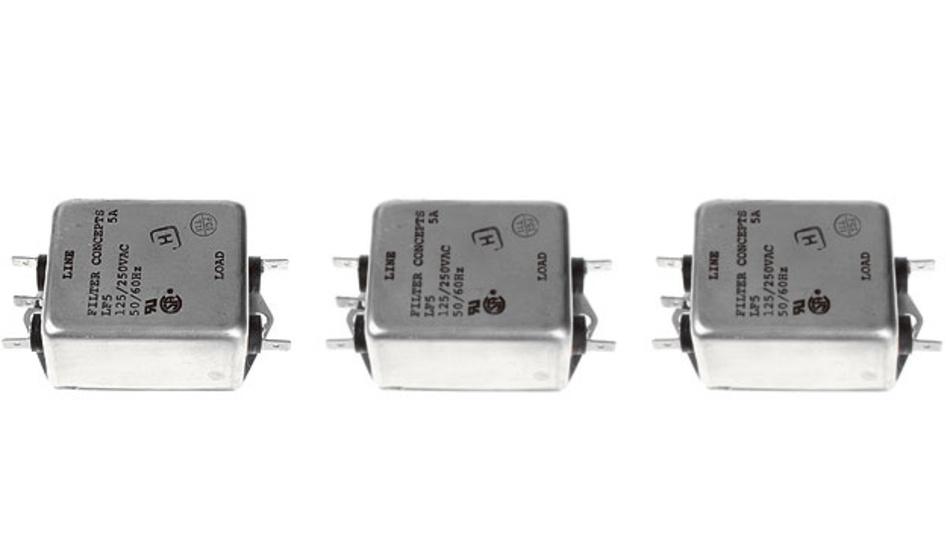 Schaltungs-Layout und EMV-Filter müssen korrekt ausgelegt und platziert sein.