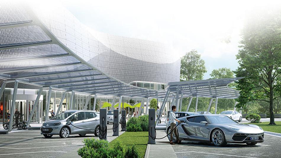 Eine neue Ladetechnik verkürzt die Ladezeiten und bringt den Erfolg für die Elektromobilität näher.