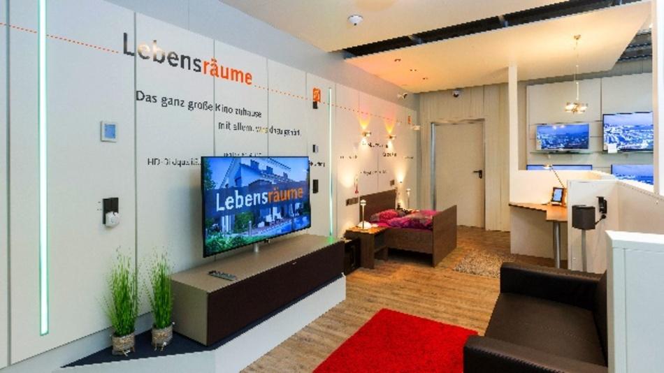 Die Unternehmensgruppe Alexander Bürkle schuf mit Adalbert Zajadacz gemeinsam das Smart-Home-Konzept »Lebensräume«
