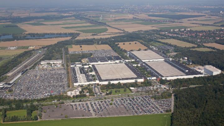 VW Werk in Salzgitter