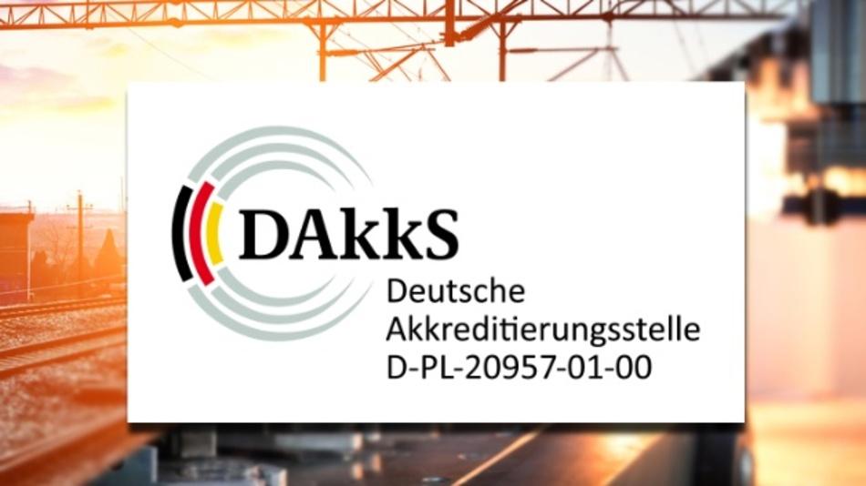 MEN ist als Testlabor von der Deutschen Akkreditierungsstelle DAkkS zugelassen.