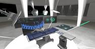 Aesculap Spine VR ist eine Simulation der Wirbelsäulenchirurgie
