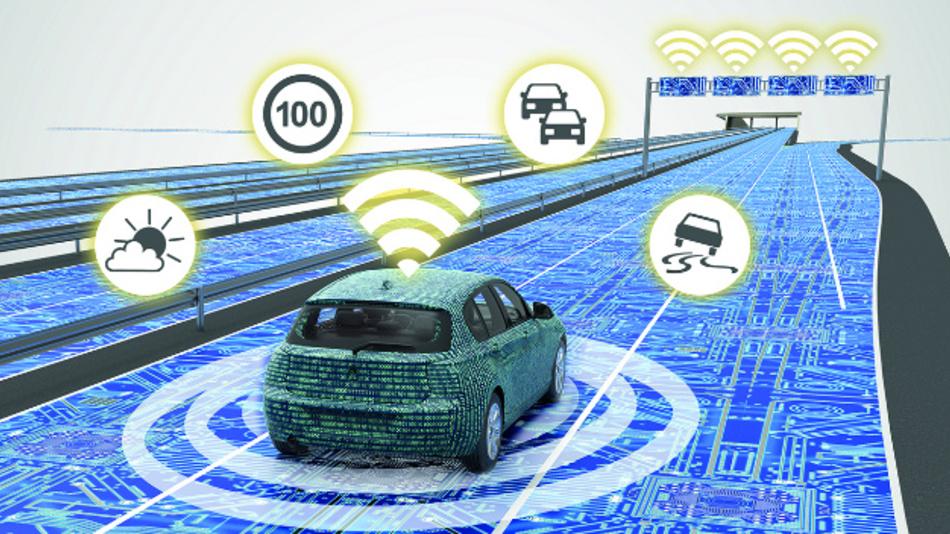 Durch das Providentia-Projekt wird die A9 zum Testfeld für Sensor- und Mobilinfrastruktur. IPG Automotive steuert dazu die Simulationssoftware CarMaker bei.