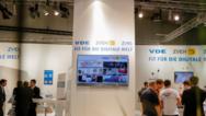 Messestand: VDE, ZVEH und ZVEI auf der IFA 2017
