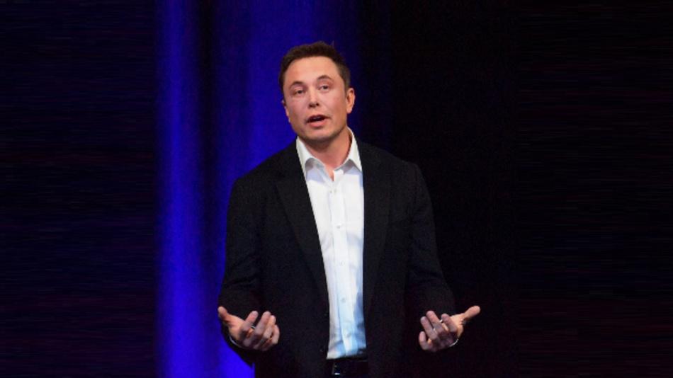 Ein Tweet vom Nutzerkonto von Tesla-Chef Elon Musk hat an der Börse für Aufregung gesorgt.