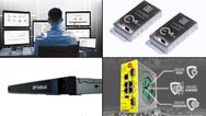 Produktcollag zu Security-Produkten