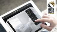 KNX-Visualisierung Cubevision 2 von BAB TECHNOLOGIE