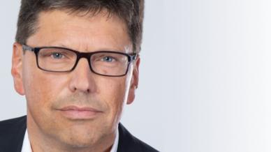 Porträtfoto: Volker Bibelhausen, CTO, Weidmüller