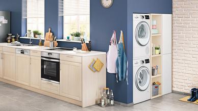 Küche mit Constructa-Geräten