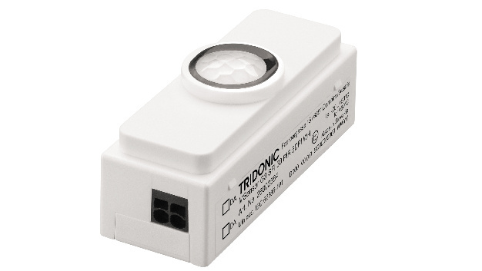 Multisensor der 3. Generation zur Leuchtensteuerung über DALI 2.0.