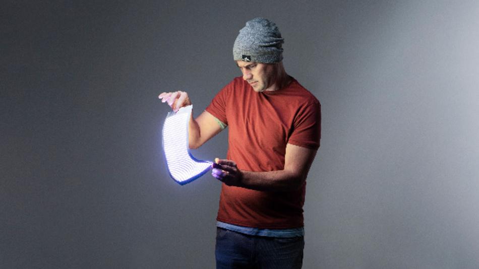 Das Joint Venture Magna-Rohinni entwickelt flexible Dünnschicht-Mikro- und -Mini-LEDs.