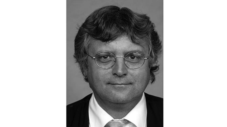 Prof.-Dr.-Leonhard Reindl von der Universität Freiburg