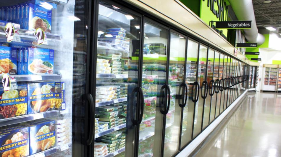 Laut Sensorhersteller GSS setzen vor allem schwedische Supermärkte immer häufiger auf Gefriertruhen mit Kohlenstoffdioxid als Kühlmittel.