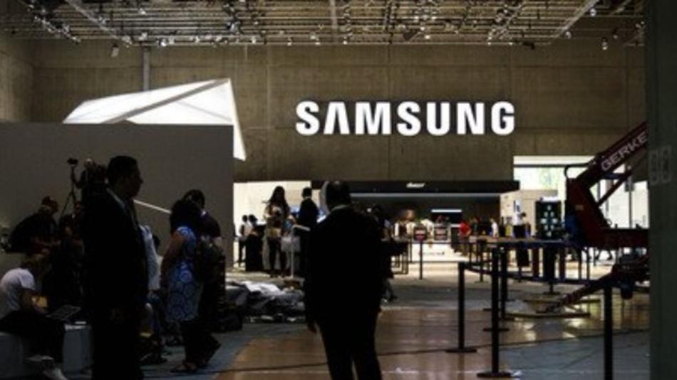 Samsung-Messestand auf der IFA 2018, Berlin