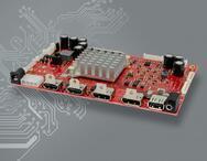 Alle  LCD Controller Boards der eMotion Serie wurden auf Anforderungen wie Langzeitverfügbarkeit, Qualität und Stabilität hin entwickelt und sind als komplettes LCD Controller Board Kit inklusive aller Komponenten (Kabel, Konverter, Netzteil und OSD-
