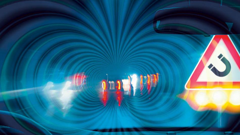 Schutz vor Magnetfeldern ist bei den Wireless-Power-Systemen wichtig.