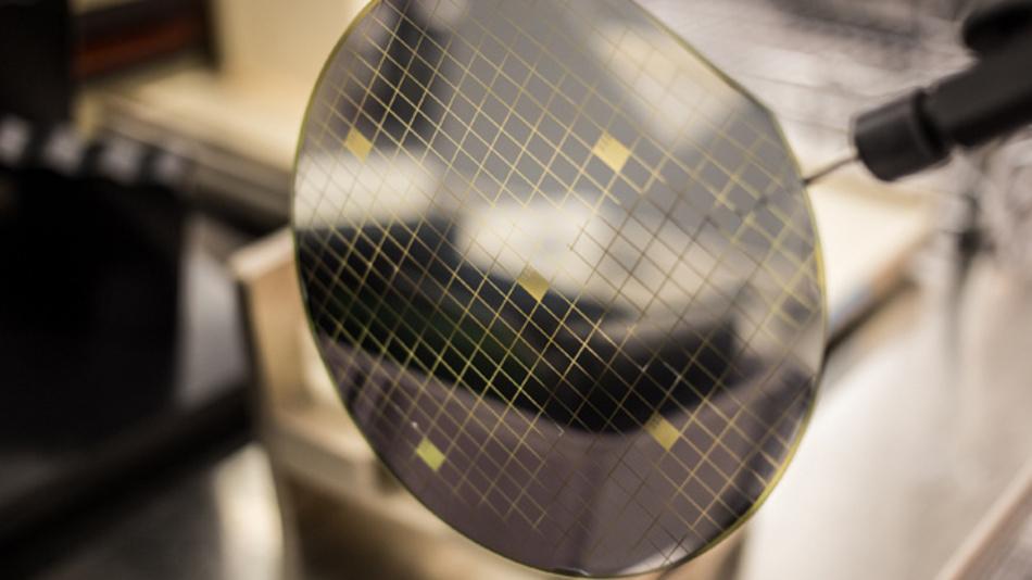 150-mm-SiC-Wafer für Leistungshalbleiter