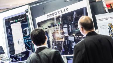 Industrie 4.0 auf der AMB