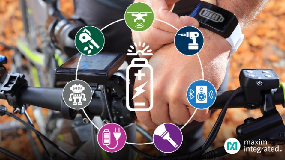 Die ICs adressieren Anwendungen wie Wearables, Elektrofahrräder, Elektrowerkzeuge und IoT-Produkte.